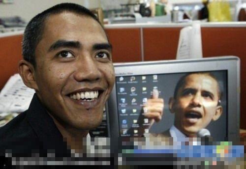 奥巴马是个屌丝