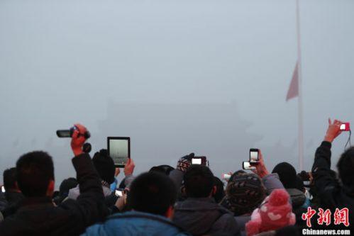 中国空气污染