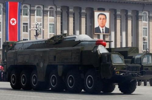 朝鲜舞水端弹道导弹3