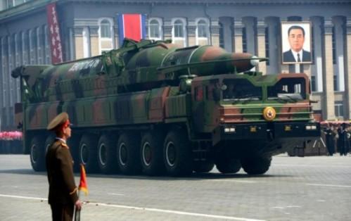 朝鲜KN-8弹道导弹