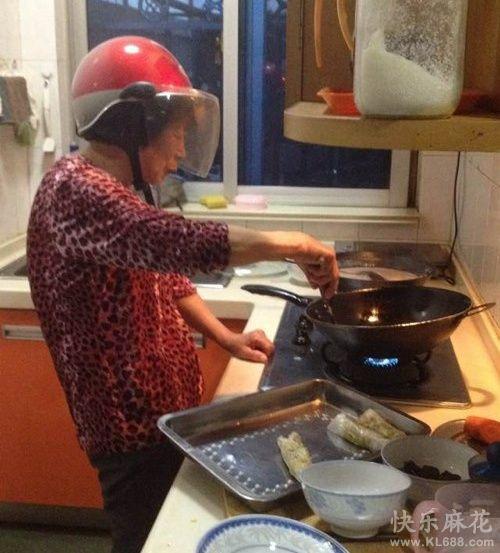 做饭第二安全第一