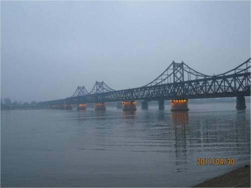 图片3-丹东鸭绿江大桥新桥
