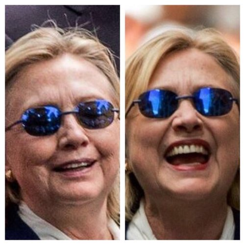hillary_and_double_smile