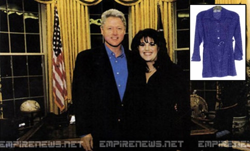 bill-clinton-buys-monica-lewinskys-famous-stained-dress-in-online-auction