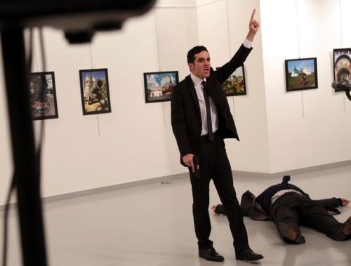 Turkey Russian Ambassador